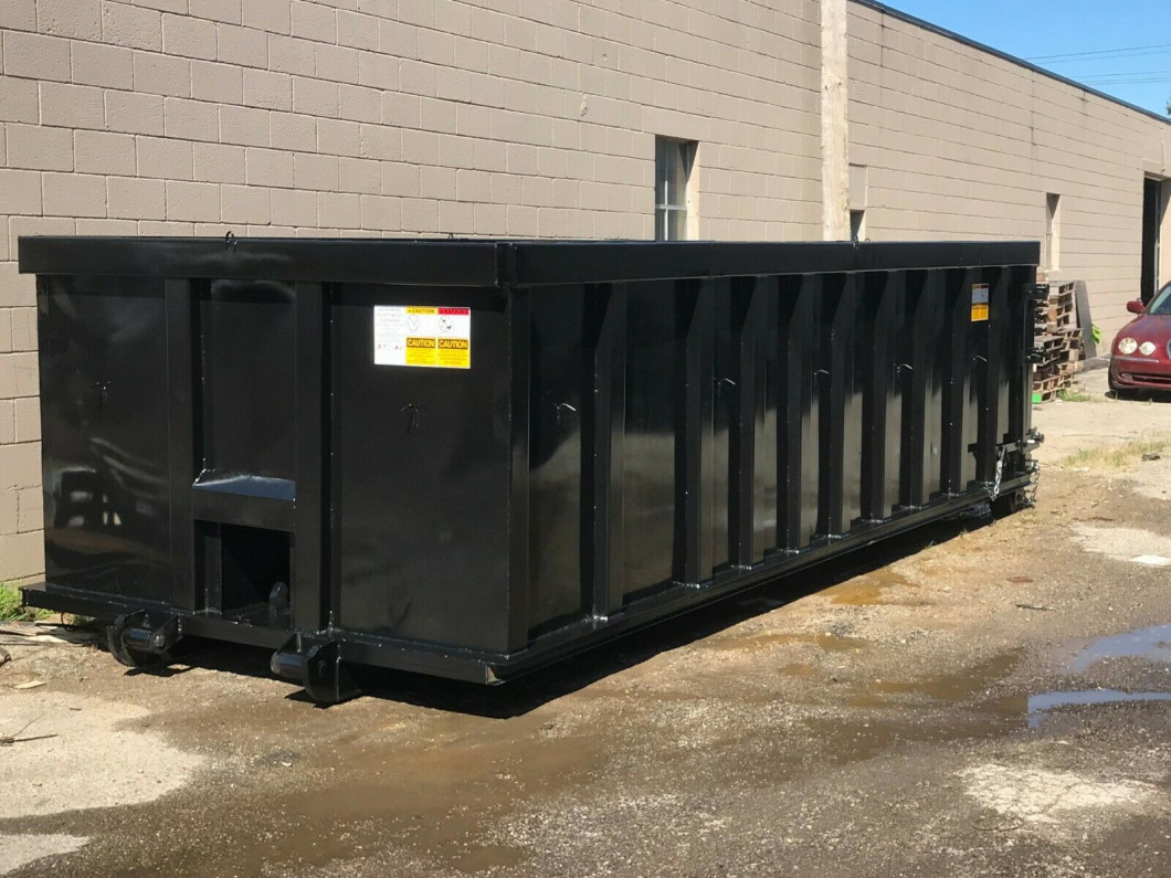 Get the roll-off dumpster that fits your needs